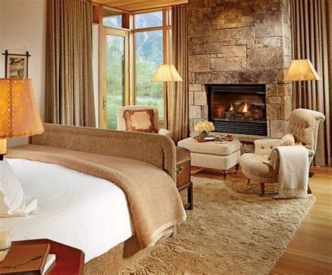 Best Rustic Bedrooms Images On Pinterest
