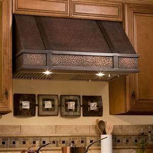 "30"" Limoges Series Copper Wall-Mount Range Hood - Kitchen"