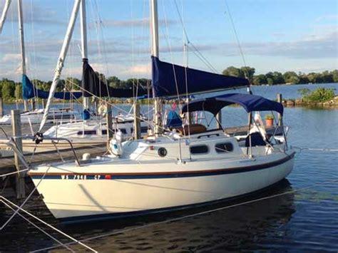 westerly cirrus   oshkosh wisconsin sailboat