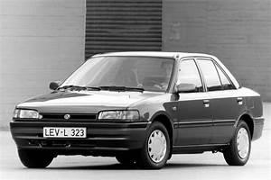 Mazda 323 1 6i Glx  Manual  1991