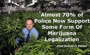 Majority Of Cops Support Cannabis Legalization