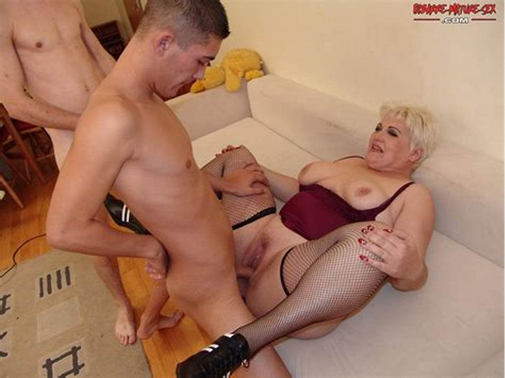 #Chubby #Mature #Slut #Doing #Two #Younger #Guys