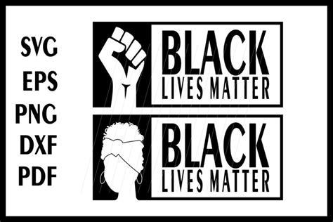 Blm Svg Blm Svg Fist Black Lives Matter Blm Sign
