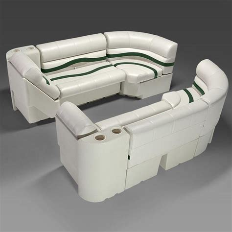 Green Pontoon Boat Seats by Pontoon Boat Seats Pfg85b Pontoonstuff
