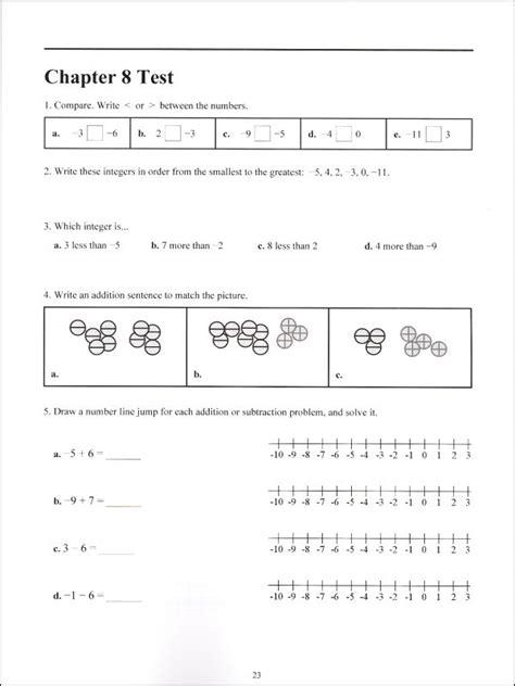 6th Grade Math Diagnostic Test Homeshealthinfo