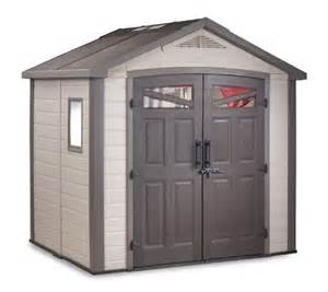 lifetime sheds keter 17190650 bellevue 8x6 storage