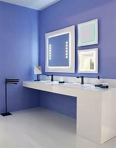 Badezimmer Beleuchtung Wand : badezimmer spiegel beleuchtung die praktisch sinnvolle notwendigkeit ~ Michelbontemps.com Haus und Dekorationen