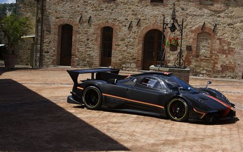 Pagani Zonda Revolucion 2018 Widescreen Exotic Car