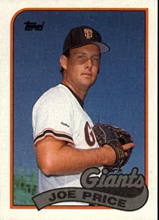 I'll show you how to look up your baseball card values using mavin. Amazon.com: 1989 Topps Baseball Card #217 Joe Price: Collectibles & Fine Art