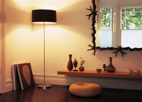 Floor Lamp 0770  Contemporary  Living Room  London By