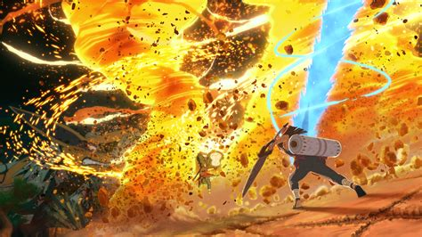 Going Hands On With Naruto Shippuden Ultimate Ninja Storm