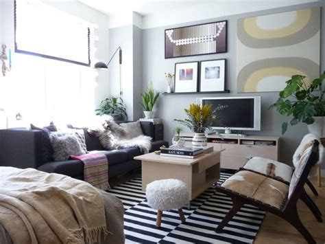 Best Sofa Bed For Studio Apartment by 5 Genius Ideas For How To Layout Furniture In A Studio