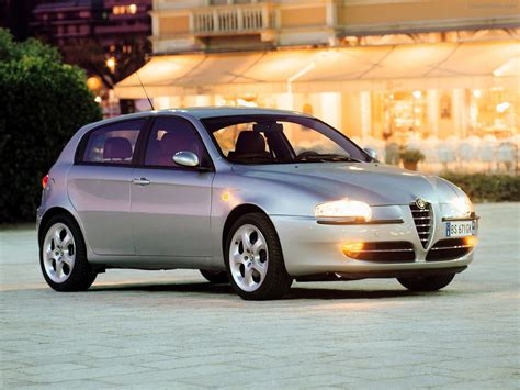 Alfa Romeo 147 Exotic Car Pictures 042 Of 53 Diesel Station