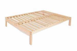 basic bed With basic queen mattress