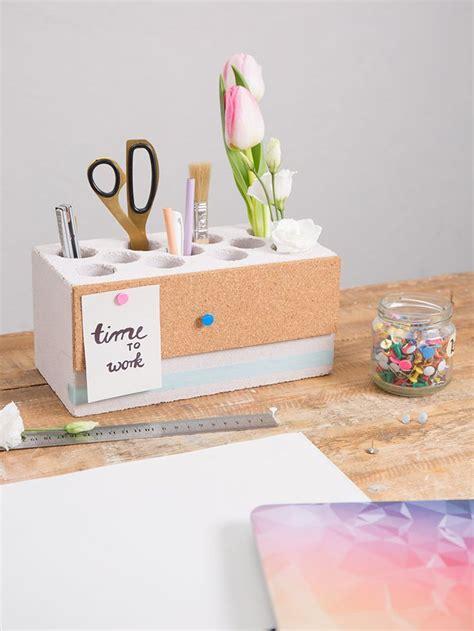 Schreibtisch Ordnung Diy by Creative Inspiration Diy Schreibtisch Deko Die Besten 25