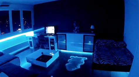 led pour chambre chambre led neon design