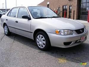 Toyota Corolla 2002 : 2002 silverstream opal toyota corolla ce 6131577 car color galleries ~ Medecine-chirurgie-esthetiques.com Avis de Voitures