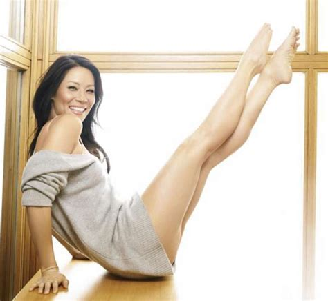 Lucy Liu Nude Rare But Worth The Effort Break Com