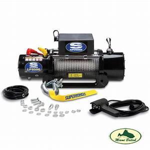 Land Rover Superwinch Winch Lp8500 Tf
