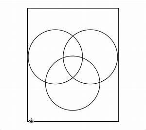 7  Blank Venn Diagram Templates