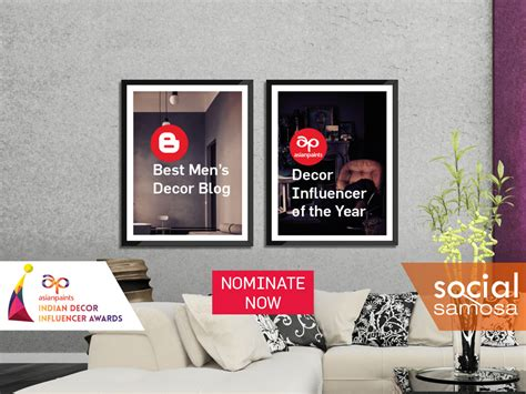Home Decor Influencers : Asian Paints #idia Categories You Should Not Miss