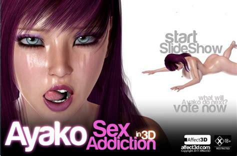 Ayako Sex Addiction V3 2013enpc A Hentai