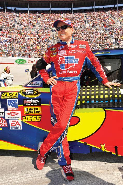 Mark Martin Still in NASCAR Race - American Profile