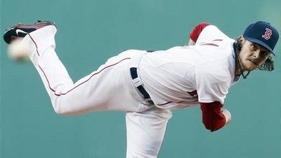 Clay Buchholz Takes Mound Against Blue Jays in Second ...