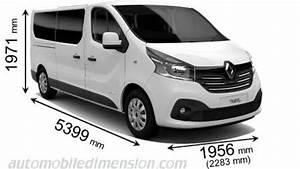 Dimension Renault Trafic 9 Places : dimensions renault grand trafic combi 2015 coffre et int rieur ~ Maxctalentgroup.com Avis de Voitures