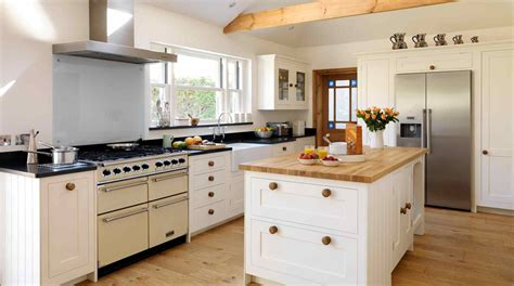 Cream Shaker Kitchen Designs