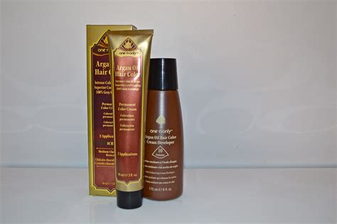 Product Review- One N' Only Argan Oil Hair Colour