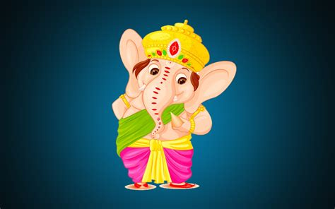 Ganesh Animation Wallpaper - bal ganesh 1 wallpapers and backgrounds wallpapers and