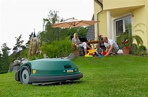 Rasenmäher Roboter Bauanleitung : rasenm her roboter automower im vergleichs test zum robomow ~ Michelbontemps.com Haus und Dekorationen