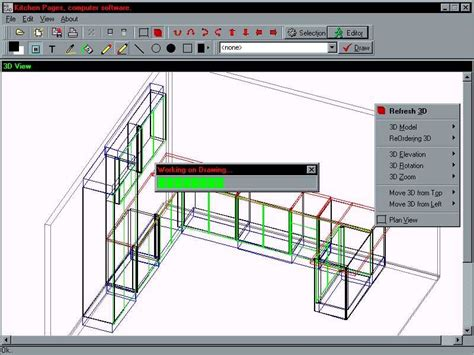 kitchen furniture design software top 10 cabinet design software for furniture makers
