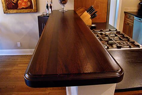 devos custom woodworking wenge wood countertop photo