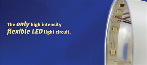 The Only High Intensity Flexible Led Light Circuit