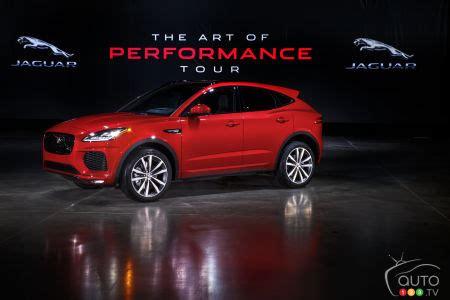 2019 jaguar e pace price 2018 jaguar e pace arriving in canada pricing announced
