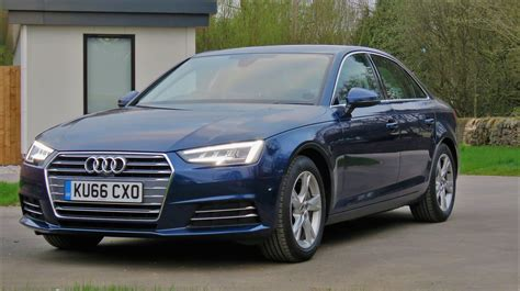 Audi A4 Ultra Review by Audi A4 Saloon Ultra 2 0 Tdi 190ps Review Car Indicators