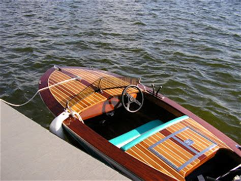 jay small wooden runabout boat plans   building plans