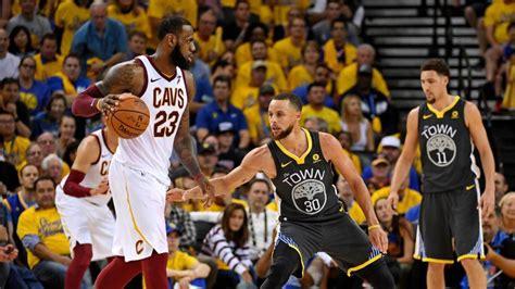 Warriors Vs. Cavs Live Stream: Watch 2018 NBA Finals Game ...