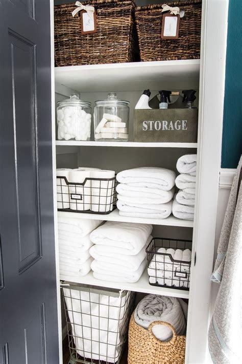 Bathroom Linen Closet Organization Ideas by Pin By Poppy On Lounge Room Linen Closet