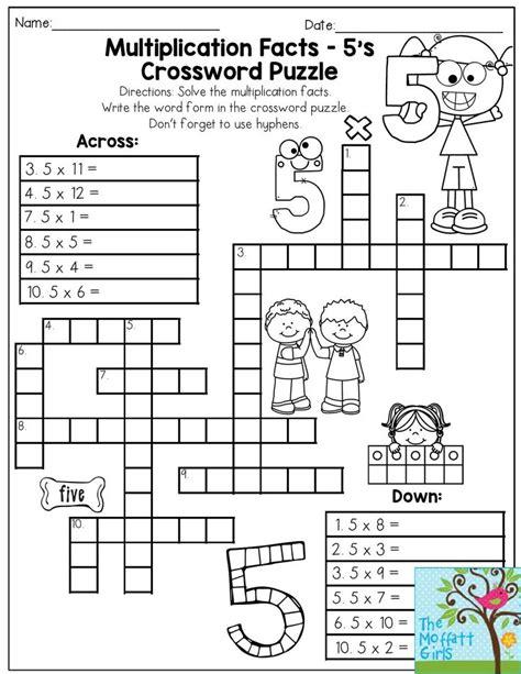 184 Best Multiplication Images On Pinterest Elementary