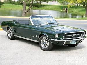 1967 Ford Mustang Convertible Restored - Mustang Monthly