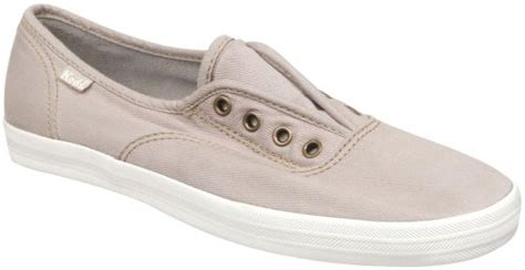 not shabby keds slip on keds women s not too shabby laceless slip on fashion sneaker taupe 7 5 m us