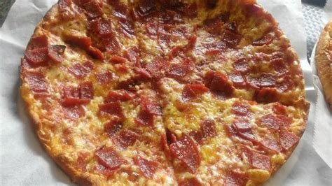 Chopped Pepperoni Pizza  Picture Of Cape Cod Cafe