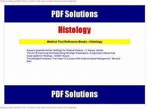 Medical Text Reference Books