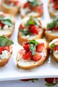 Idee Petit Dejeuner : recette crostini tartines sal es et sucr es pour le petit d j 39 ~ Melissatoandfro.com Idées de Décoration