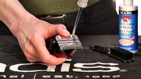 Basic Clipper Maintenance: Blade Replacement & Alignment ...