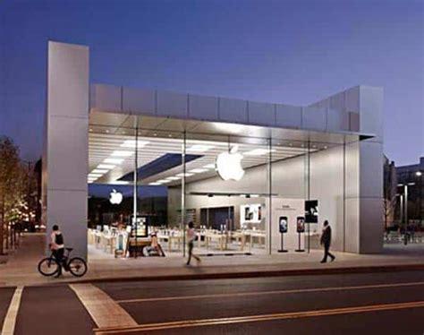 apples store designs    world designbump