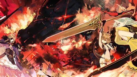Anime Vire Wallpaper - hintergrundbilder nekomimi anime m 228 dchen krieg waffe